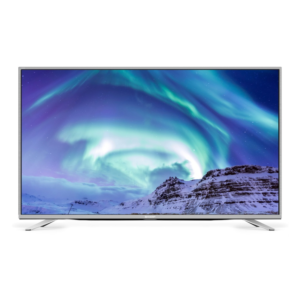 4K UHD Телевизор Sharp LC-55CUF8462ES